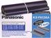 זוג גלילים לפקס מקורי Panasonic  KX-FA136A