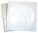 מעטפה מנייר ל CD/DVD עם חלון 100 בחבילה