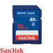 כרטיס זכרון  SanDisk SDHC SDSDB-016G - B35 - בנפח 16GB
