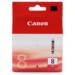 ראש דיו אדום מקורי CANON CLI-8R