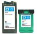 ראש דיו שחור תואם חדש 140XL HP + ראש דיו צבעוני תואם חדש 141XL HP