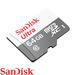 כרטיס זיכרון SanDisk Ultra Micro SDXC 64GB SDSQUNS-064G סנדיסק