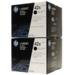 זוג טונרים שחור מקורי Q5942XD HP