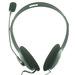 אוזניות סטריאו עם מיקרופון מדונה Gold Touch HYG-600