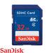 כרטיס זכרון  SanDisk SDHC SDSDB-032G - B35 - בנפח 32GB