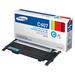 טונר לייזר מקורי Samsung CLT-C407S כחול