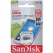 כרטיס זיכרון SanDisk Ultra Micro SDXC 64GB SDSQUNB-064G סנדיסק