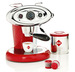 מכונת קפה אספרסו מעוצבת מאיטליה ILLY X7.1 FRANCIS