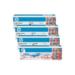 סט 4 טונרים מקוריים CC530/1/2/3A למדפסת HP  2020/2025