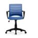 כיסא משרדי גב רשת פיטר SK248 כחול